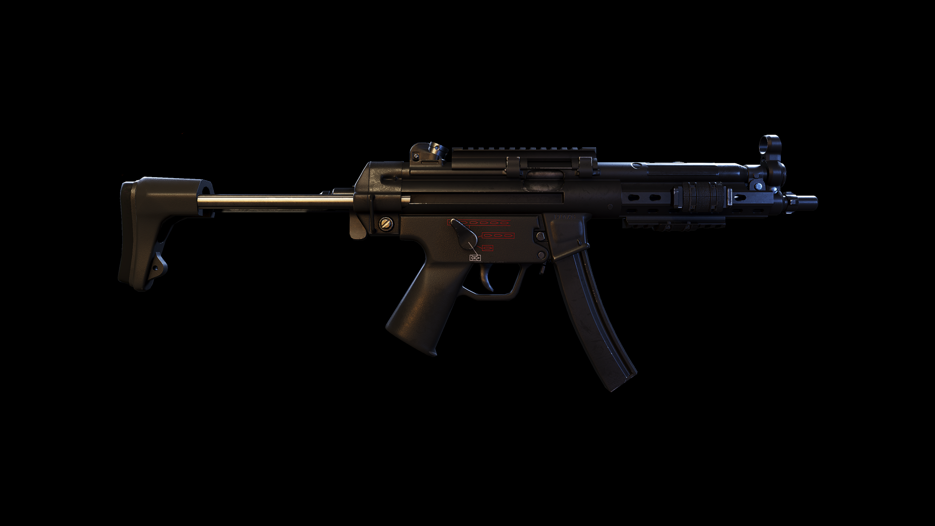 Mp5 Ghost Recon Wiki Fandom