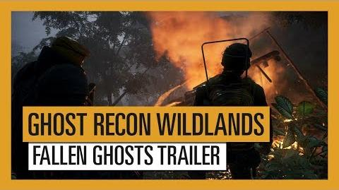 Ghost Recon Wildlands - Fallen Ghosts Trailer