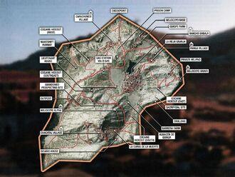 Map Mojocoyo