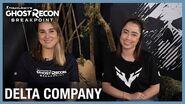 Tom Clancy's Ghost Recon Breakpoint E3 2019 Delta Company Community Program Ubisoft NA