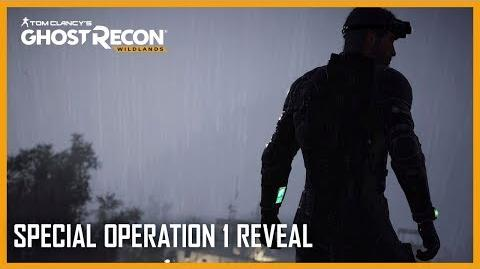 Tom Clancy's Ghost Recon Wildlands - Special Operation 1 Splinter Cell Ubisoft NA
