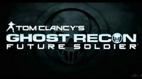 Ghost Recon Future Soldier Multiplayer Trailer