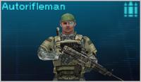 Autorifleman GRP
