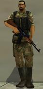 FDG soldier 21