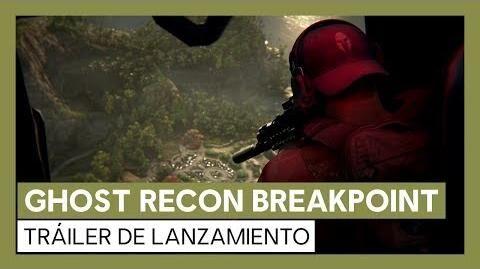 Ghost Recon Breakpoint Tráiler de lanzamiento