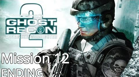 Ghost Recon Advanced Warfighter 2 - Just Shut Up and Do Your Job