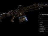 El Commandante (Gun)