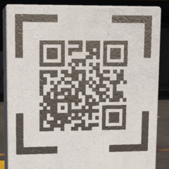 If you consider this qr code that was found at the chemical plant, in the game ghost recon breakpoint it will give a link <a rel=