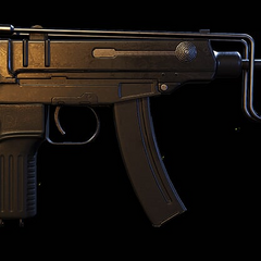Skorpion with factory new paint.