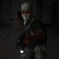 SB Akimbo Elite Gunman
