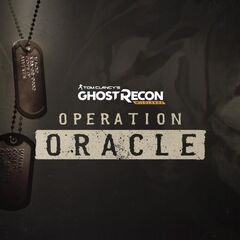 Walker's dog tags in Ghost Recon: Operation Oracle