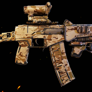 SR3M Customized (Wildlands).