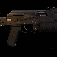 Stock PP-19 with factory new paint. (Wildlands)