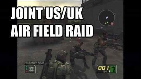 Ghost Recon 2 Campaign - Joint US UK Air Field Raid