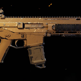 Stock ACR with worn down paint. (Wildlands)