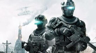 Ghost Recon Wii - Reveal Trailer