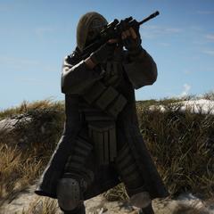 Wolves Rifleman.