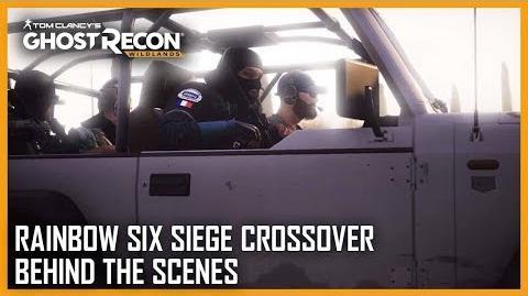 Tom Clancy's Ghost Recon Wildlands Behind the Rainbow 6 Siege Crossover Ubisoft NA