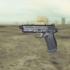 Ghost recon Future Soldier FN FNP45 2