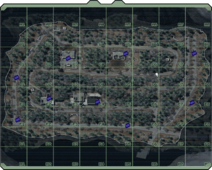 Missile Site Map
