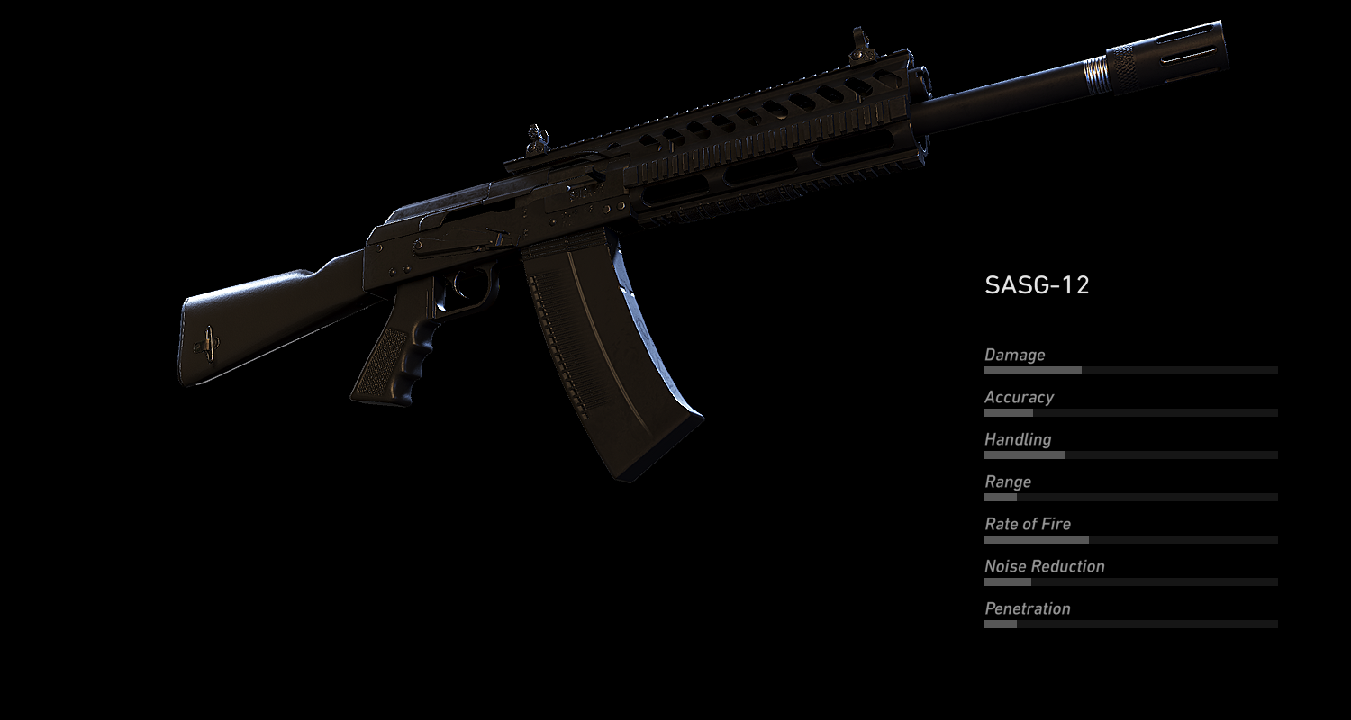 SASG-12 | Ghost Recon Wiki | FANDOM powered by Wikia