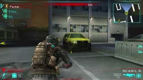 Tom Clancy's Ghost Recon- Predator - M11 Rescue