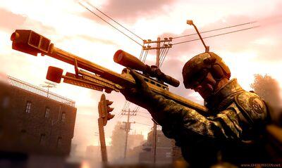 Sniper GRAW