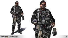 Unidad armord