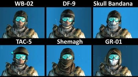 Ghost Recon Online - Specialist Headgear Sept-15-12