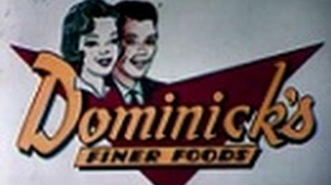 Dominick's Finer Foods with Elaine Mulqueen (Commercial 3, 1973)