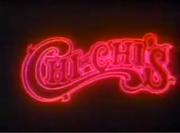 Chi-Chi's neon sign