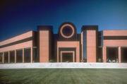 HQ building Fort Leonard Wood
