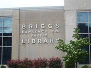 BRIGGSLAWRENCECOUNTYPUBLICLIBRARY