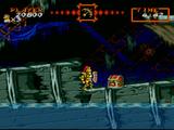 Super Ghouls 'n Ghosts Stage 2