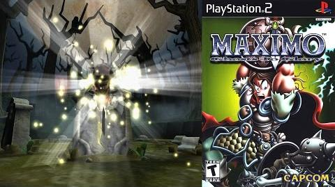 Maximo Ghosts to Glory (PS2 Intro)