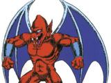 Red Arremer (species)