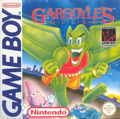 Gargoyle's Quest | Ghosts 'n Goblins Wiki | FANDOM powered