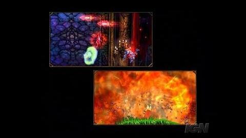 Ultimate Ghosts 'N Goblins Sony PSP Trailer -