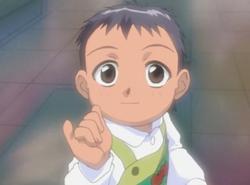 Keiichirou, toddler, episode 12 timestamp 6-45