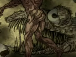 Eye Tree Monster
