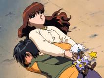 19 Hajime and Satsuki enjoy the afterglow