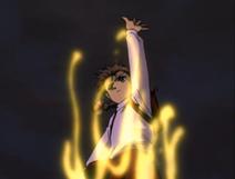 16 Satsuki uses her power