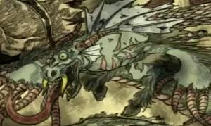 Dragon Monster actually