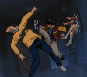 Ep7. Hajime saves Satsuki