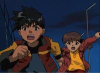 Ep7. Hajime & Satsuki flee