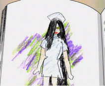 12 The cursed nurse in ghost diary