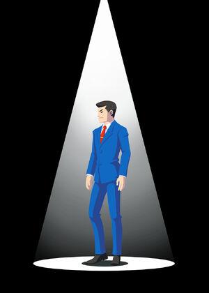 The Blue Detective model