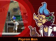 Ghost Trick - Phantom Detective Pigeon Man