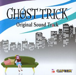 Ghost Trick Original Sound Track