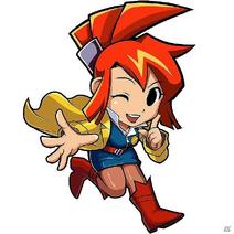 Street Fighter X All Capcom Lynne (SR)